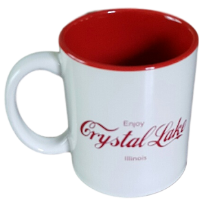 Enjoy Crystal Lake Mug