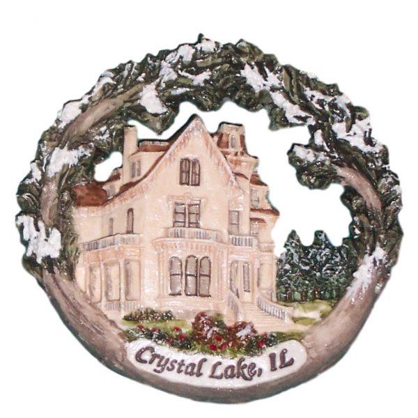 Dole Mansion Ornament