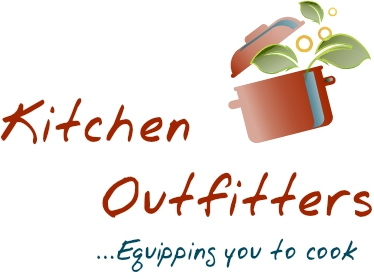 Spatula Display; Kitchen Outfitters Logo 1 ...