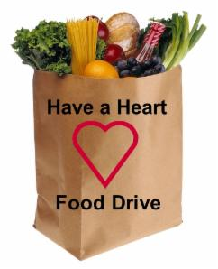 Have a Heart Food Drive