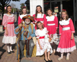Johnny Appleseed Festival Dancers