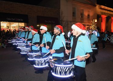 Festival of Lights Parade | Downtown Crystal Lake